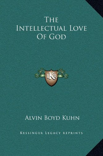 The Intellectual Love of God