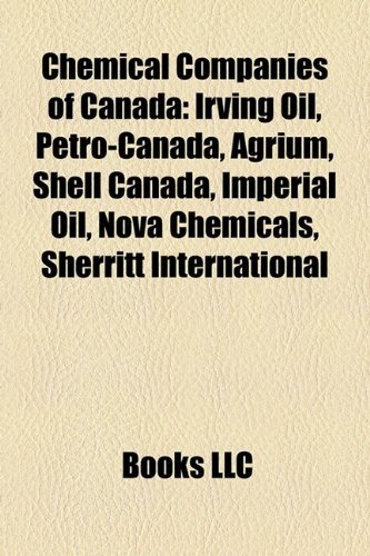 chemical-companies-of-canada-irving-oil-petro-canada-agrium-shell-canada-imperial-oil-nova-chemicals