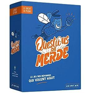 Le Droit de PerdreDRO0018QM - Juego de Mesa (versión Nueva), Multicolor