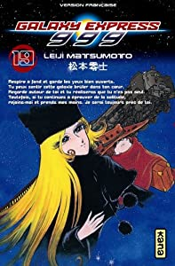 Galaxy Express 999 Edition simple Tome 19