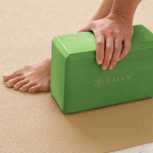 gaiam-yoga-block-apple-green-by-gaiam