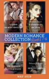 Modern Romance May 2019: Books 1-4: Claimed for the Sheikh's Shock Son (Secret Heirs of Billionaires) / A Cinderella to Secure His Heir / The Italian's ... Virgin to Sicilian's Bride (English Edition)