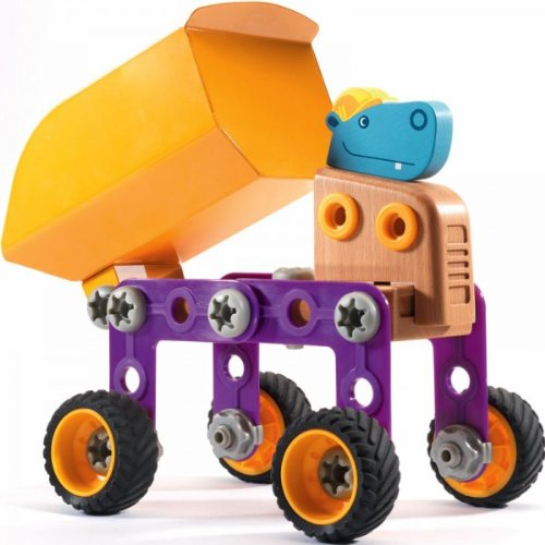 Djeco – Zooblock Hippo Ben