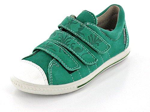 Ricosta  5023700-560, Baskets pour fille Vert Vert Vert - Vert
