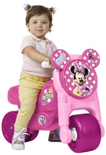 Feber - 800009451 - Véhicule Pour Enfant - Motofeber - Minnie