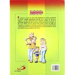 Querido Padre Dios - Despertar Religioso - libro del niño (Nuevo Proyecto Galilea 2000)