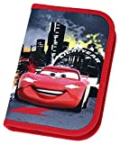 Scooli CADK0440 - Schüleretui Disney Cars mit Stabilo - Markenfüllung