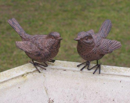 pair-of-detailed-resin-wren-bird-ornaments-for-home-or-garden
