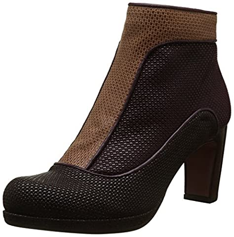Chie Mihara Women's Posess Ankle Boots brown Size: 5 UK