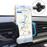 Car Phone Mount,U-good Universal 360 Rotating Air Vent Cell Phone Holder Stand Car Accessories w/ A Quick Release Button For iPhone Samsung and More