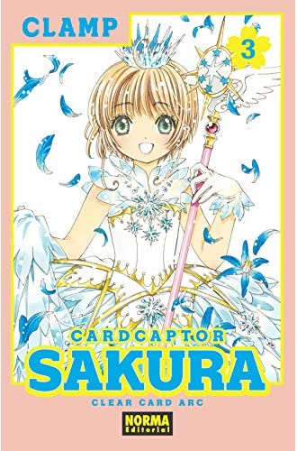 Card Captor Sakura Clear Card Arc 3