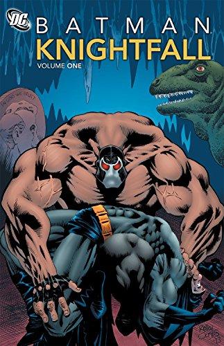 Batman Knightfall TP Vol 01 por Chuck Dixon