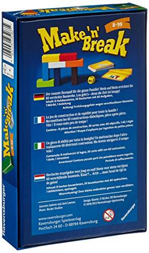 Ravensburger – Make 'n' Break Mitbringspiel - 2