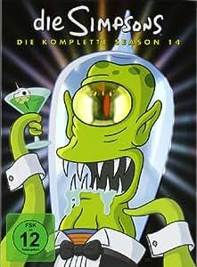 Die Simpsons - Die komplette Season 14 [Collector's Edition] [4 DVDs]