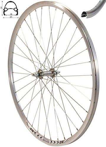 Exal REDONDO 28 Zoll 622-18 Laufrad Vorderrad Felge Alu Rad Fahrrad 7 Fach -