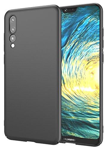 EIISSION-Huawei-P20-Pro-CoqueUltra-mince-La-surface-lisse-Pleinement-entour-de-protection-tlphone-pour-Huawei-P20-Pro-Smartphone-Housse-Case-noir