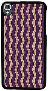 PrintVisa Pattern Snake Back Cover for HTC Desire 820 (2D-HTCD820-D7925)