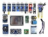 ARCELI 16 Teile/los Sensor Modul Board Kit für Arduino Raspberry Pi 3/2 Modell B