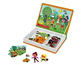 Janod J02721 4 Seasons Magneti'Book