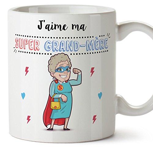 Mugffins Tasses pour Super familles