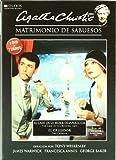 Agatha Christie - Matrimonio De Sabuesos: Caso De La Mujer Desaparecida + Crujidor [DVD]