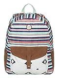 Die besten Roxy Schule Rucksäcke - Roxy Damen Rucksack Caribbean Backpack, mehrfarbig, 10.5 x Bewertungen