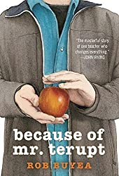Because of Mr. Terupt by Rob Buyea (2011-10-11)