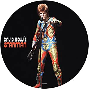 "Starman (40th Anniversary Picture Disc) [7"" VINYL]"