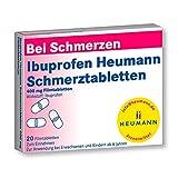 IBUPROFEN Heumann Schmerztabletten 400 mg 20 St Filmtabletten