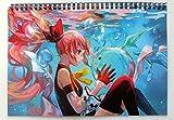 Telecharger Livres Anime Calendrier Mural 2018 13 pages 20x30cm Anime Kawaii Girls Manga Fantasy vol 3 Calendar (PDF,EPUB,MOBI) gratuits en Francaise