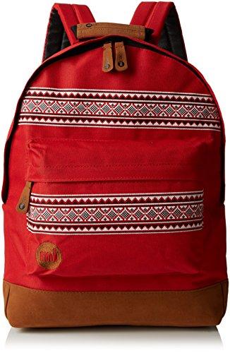 Mi-Pac Backpack - Bandolera, color rojo (brillante)