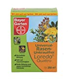 Bayer Universal-Rasen Unkrautfrei Loredo Quattro - 250ml