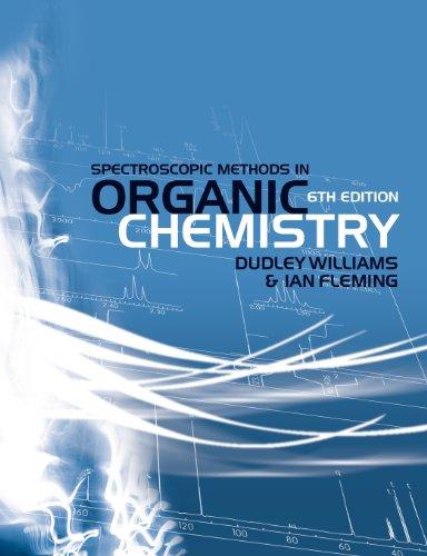 Spectroscopic Methods in Organic Chemistry (UK Higher Education Science & Technology Chemistry) (9780077118129)