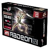 Connect 3d ATI RADEON 9250 128MB DDR AGP 8X DVI/TVO Grafikkarte, Retail