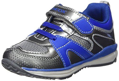 Geox B Todo Boy B, Chaussures Marche Garçon Grau (LEAD/ROYALC9220)