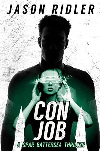 CON JOB: A SPAR BATTERSEA COMIC BOOK THRILLER (English ...