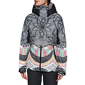 Roxy Damen Frozen Flow Snow Jacket