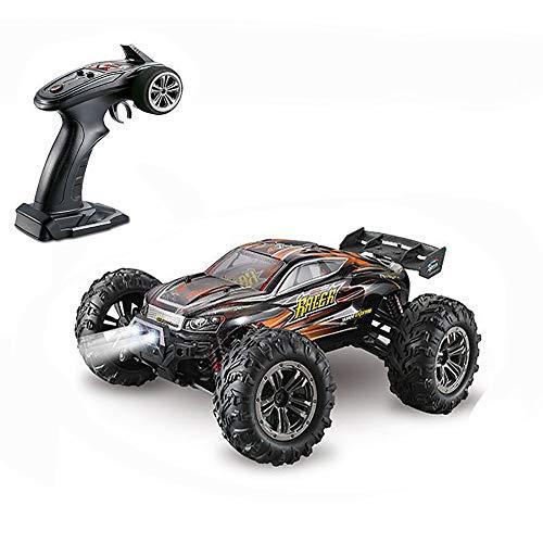 RC Offroad Auto Elektrisch Rennen Buggy Auto Fernbedienung Steuerung Autos 1:16 Rahmen 52 km/h 2,4 GHz Hoch Geschwindigkeit Offroad Spielzeug Fahrzeug zum Kinder und Erwachsene