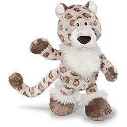 Great Gizmos Nici Snow Dreams - Leopardo de peluche (15 cm)