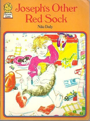 Joseph's other red sock