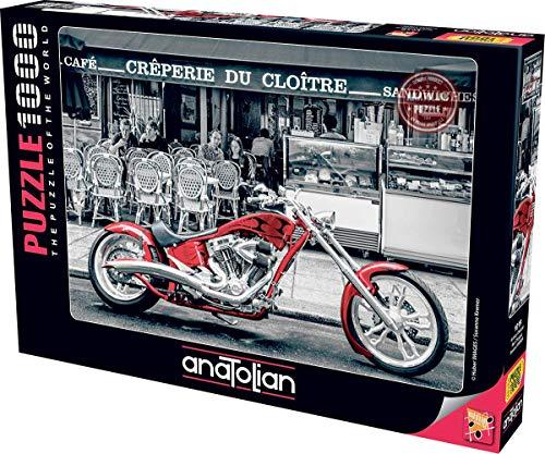 Anatoliennes Rouge Chopper Puzzle (1000pièces)