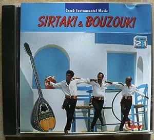Sirtaki et bouzouki (greek instrumental music) The best 21 melodies