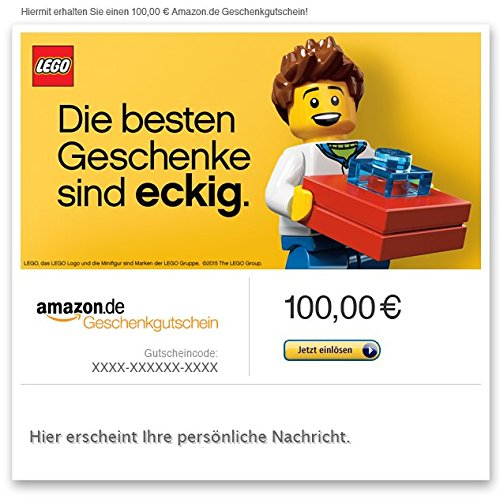 Produktbild Digitaler Amazon.de Gutschein (LEGO)