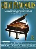 GREAT piano Solos–The Film Book–Klaviernoten [Note musicali]