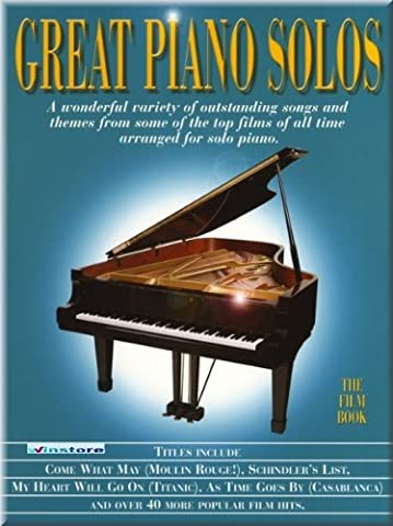 Great Piano Solos–The Film Book–PIANO [Partition]