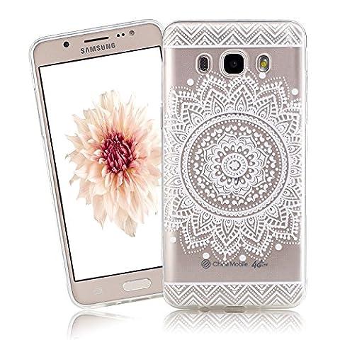 Coque Samsung J5 , Galaxy J5 Etui TPU , CaseLover