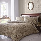 Classic Vantona Fortuni Bedding Duvet Cover 2 Pillowcase Set, Multi - King Size