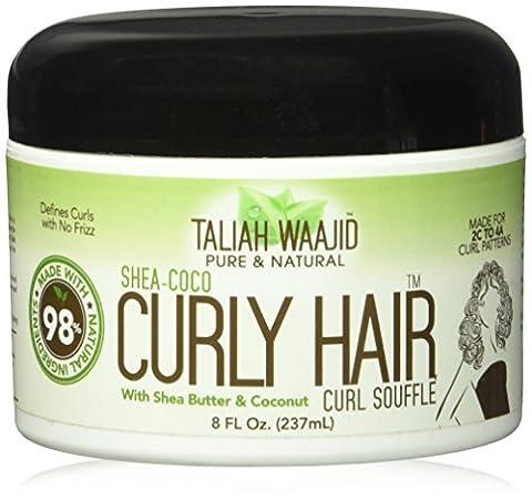 Taliah Waajid - Taliah Waajid Curly Hair Curl Souffle 8oz