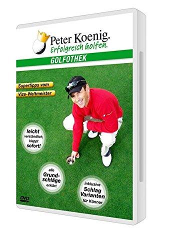 Peter Koenig - Golfothek: Erfolgreich Golfen (Spielen Ich Golf T-shirt)