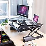 Best Adjustable Height Desks - Dihl Adjustable Height Desk Sitting Sit Stand Standing Review